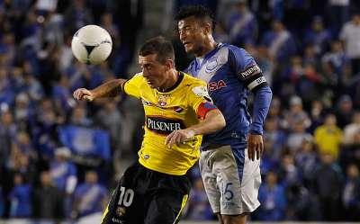 Diaz y Quiñonez - Barcelona SC vs Emelec