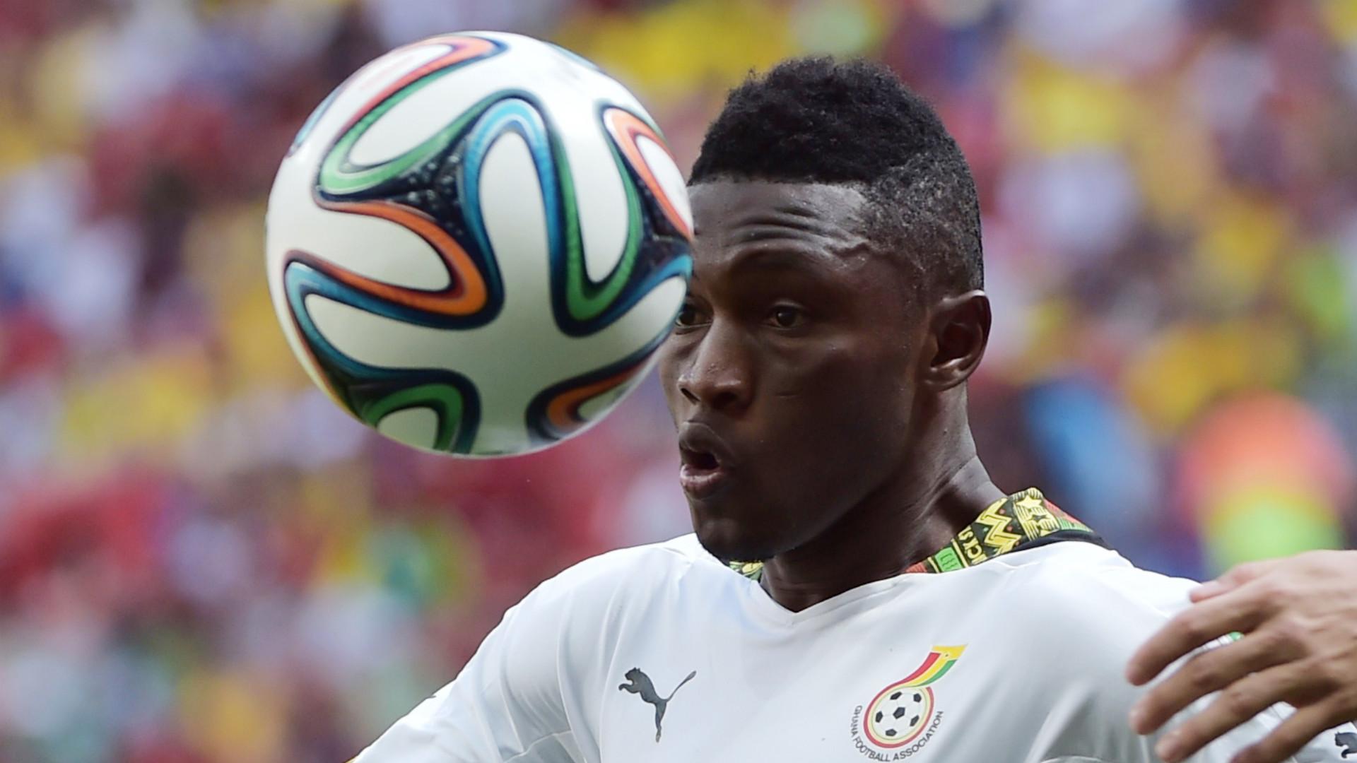 Strasbourg striker Waris not giving up on Ghana comeback after Afcon snub