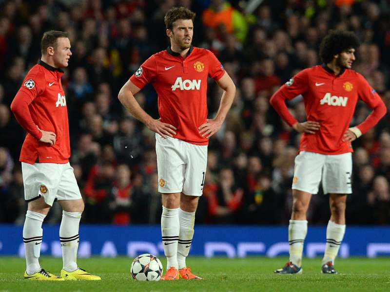 Image result for Manchester United - Musim 2013/14