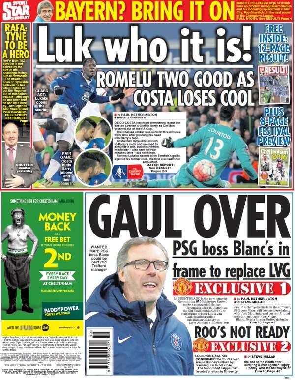 The Star on Sunday Mar 13