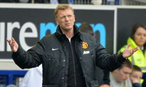 David Moyes Everton Manchester United English Premier League 04202014