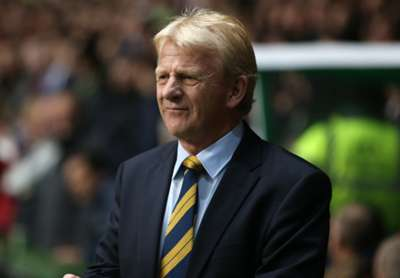 Gordon Strachan, Scotland