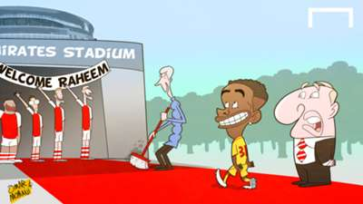 Cartoon Sterling Emirates