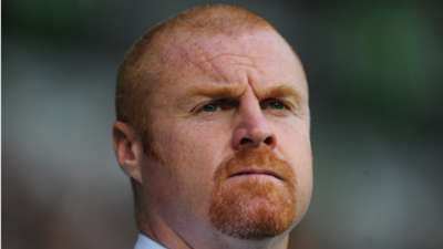 Sean Dyche | West Brom 4-0 Burnley | Premier League | Hawthorns