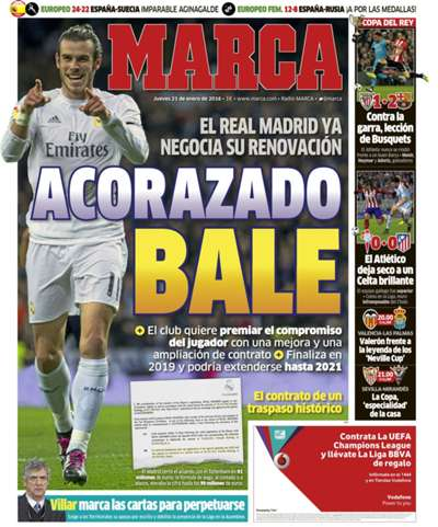 Marca frontpage 21012016