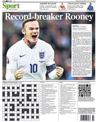 The Times back page 09092015