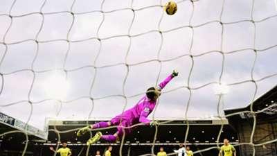 Hugo Lloris Premier League Tottenham v West Brom 310115