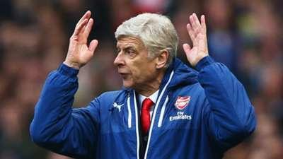 Arsene Wenger Arsenal Chelsea 26042015