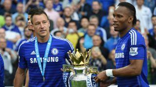 John Terry; Didier Drogba