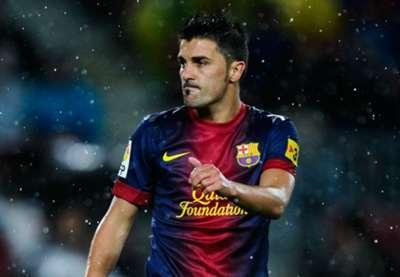 David Villa - Barcelona