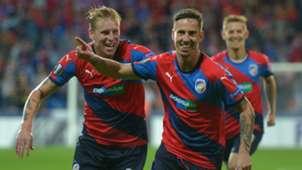 Europa League Milan Petrzela Viktoria Plzen Dinamo Minsk 17092015