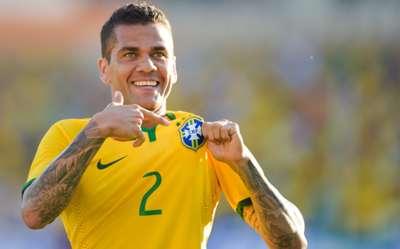 Brazil Panama 03062014 Daniel Alves