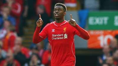 Daniel Sturridge Liverpool Manchester United Premier League 22032015