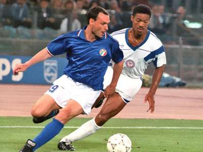 Salvatore Toto Schillaci Italy World Cup 1990
