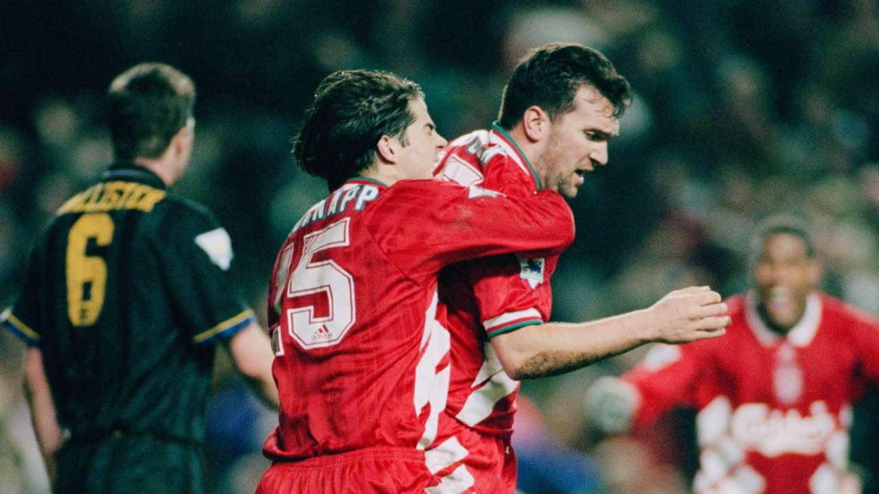 1994 - Liverpool 3-3 Man Utd