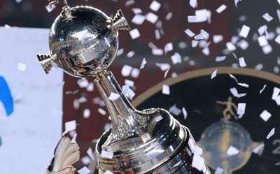 Libertadores cup - taça