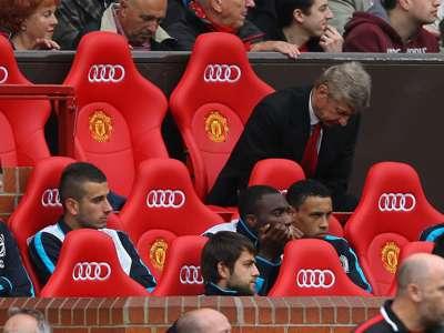 Manchester United vs Arsenal - 2011(8-2)