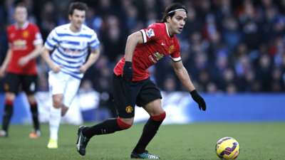 Falcao Manchester United Premier League