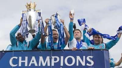 Chelsea Premier League 2015