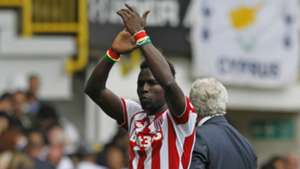 Mame Biram Diouf Tottenham Stoke City Premier League 15082015