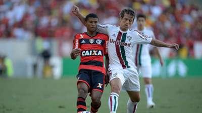 Flamengo Fluminense derbies