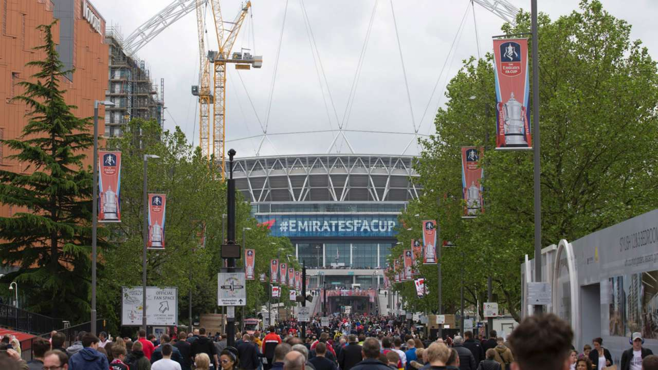 FA Cup final | LIVE gallery