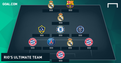 Rio Ferdinand's Fifa Ultimate Team