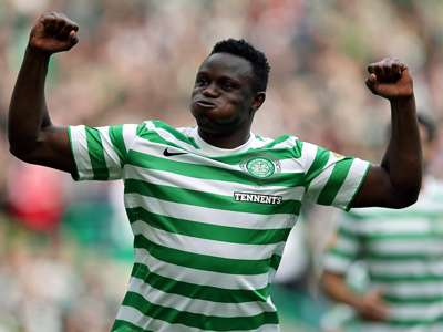 Victor Wanyama of Celtic