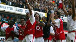 Tottenham Arsenal 2004