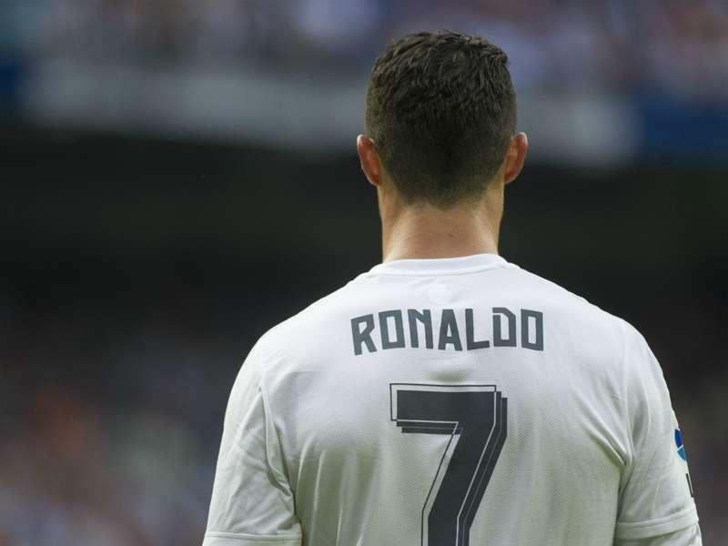 Ronaldo RГјckennummer