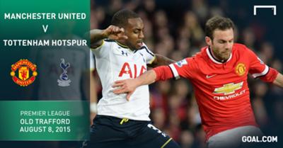 Manchester United - Tottenham - August 8, 2015