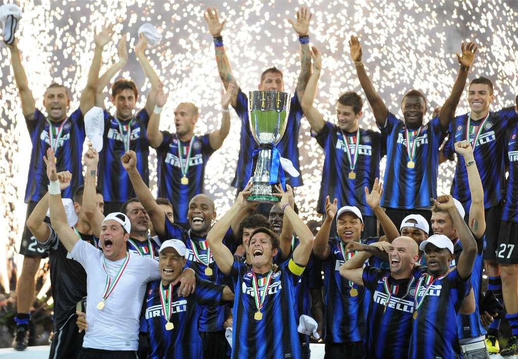 Inter Champions League 2010 Madrid