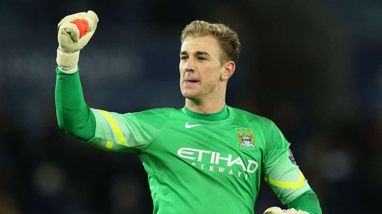 Joe Hart | Manchester City