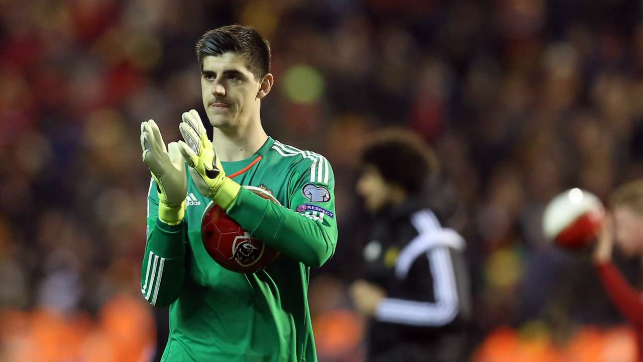 International Team of the Week | Thibaut Courtois | Belgium
