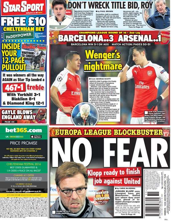 The Daily Star Mar 17