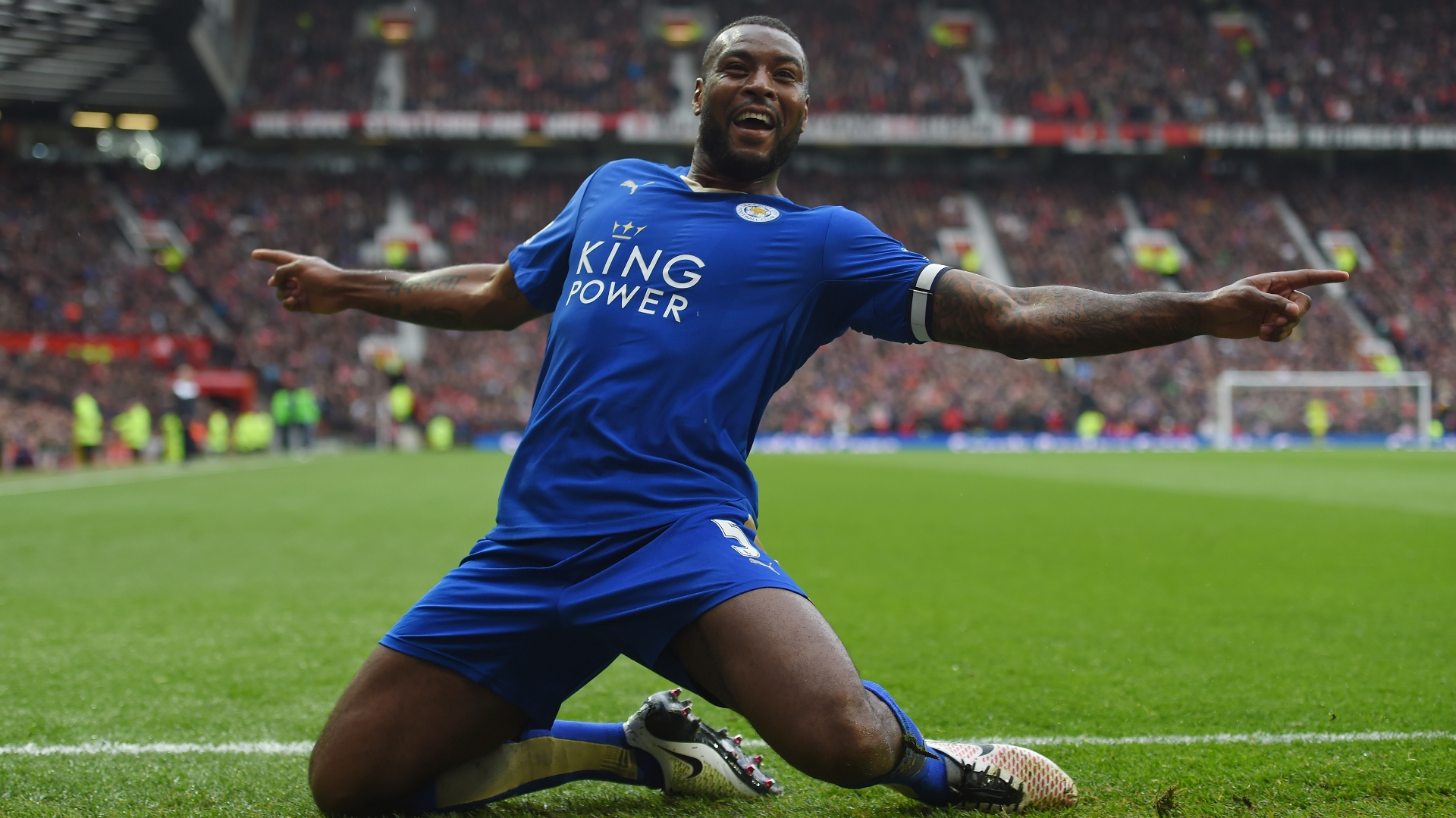 Warrior – Wes Morgan rises above the pressure as Leicester do the ...