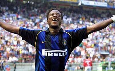 Mohammed Kallon Inter Milan