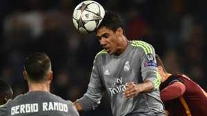 Raphael Varane Roma Real Madrid