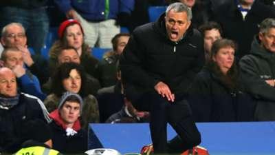 Jose Mourinho Luis Suarez Dive