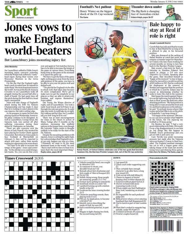 The Times 11012016