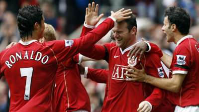 Manchester United Opening Day Wayne Rooney