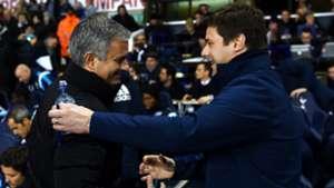 Mourinho on Pochettino