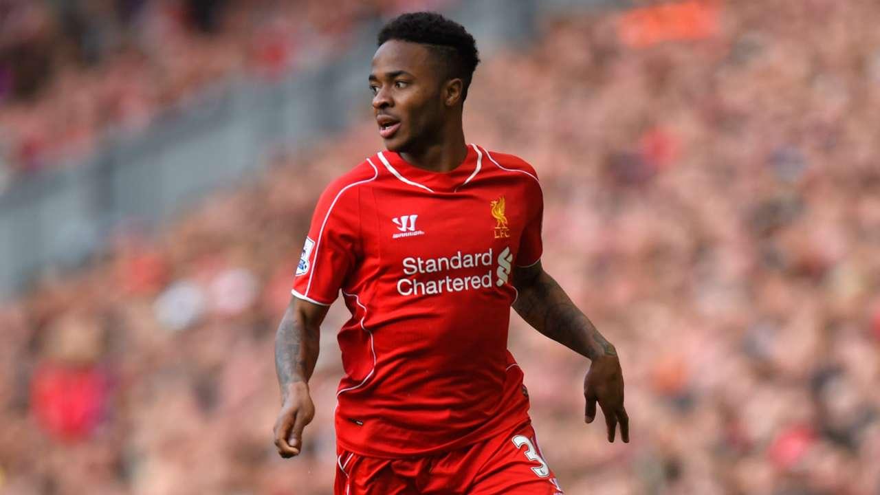 Raheem Sterling Liverpool Premier League 16052015