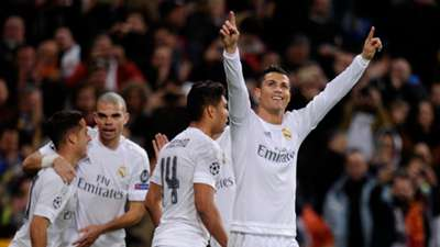 Real Madrid 2015