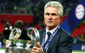 In der letzten Saison holte Jupp Heynckes mit dem FC Bayern das Triple