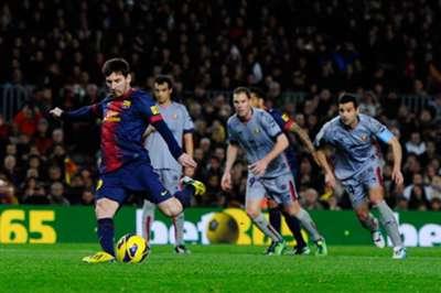 Lionel Messi  - FC Barcelona v Osasuna