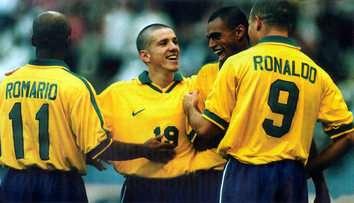 Brazil, Confederations cup 1997