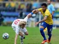 Neymar Brazil Serbia Friendlies 06062014