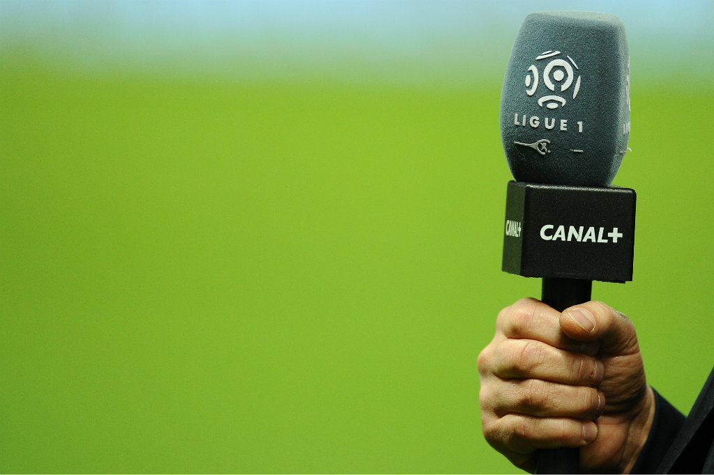 Canal + passe un accord et diffusera toujours de la Ligue 1