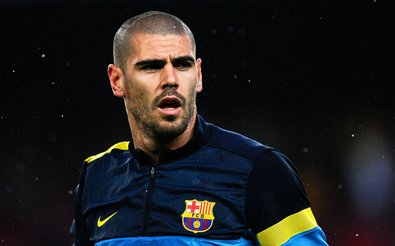 Barcelona Sack Victor Valdes After Reports Of Bust-Up